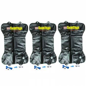 "ShurTrax - ShurTrax ShurTrax Traction Weight - Max-Pax - 36 x 24 x 3"" - Up to 300 lb. - Vinyl - Black - Passenger Car / SUV"