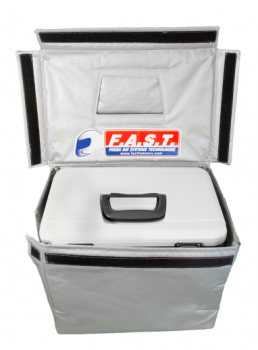 FAST Cooling - FAST Cooling Thermal Wrap for Air/Water Cooler - 13 Quart