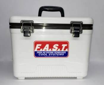 FAST Cooling - FAST Cooling 13 Quart Twin Element Cooler - Air Only
