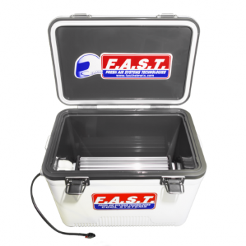 FAST Cooling - FAST Cooling 19 Quart Single Element Cooler - Air & Water