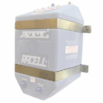 ATL Racing Fuel Cells - ATL RaCELL Series Fuel Cell Mounting Bracket - Aluminum - Fits 3 Gallon #RA103