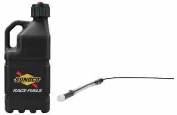 Sunoco Race Jugs - Sunoco 5 Gallon Utility Jug - Gen 2 - Black