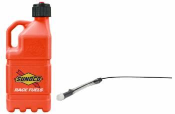 Sunoco Race Jugs - Sunoco 5 Gallon Utility Jug - Gen 2 - Orange
