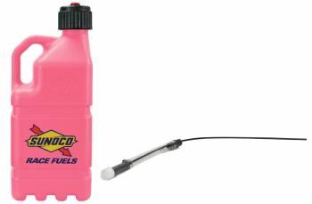 Sunoco Race Jugs - Sunoco 5 Gallon Utility Jug - Gen 2 - Pink