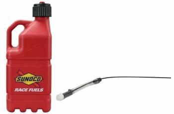 Sunoco Race Jugs - Sunoco 5 Gallon Utility Jug - Gen 2 - Red