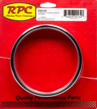 "Racing Power - Racing Power Air Cleaner Spacer - 1/2"" Thick - 5-1/8"" Carb Flange - Aluminum"