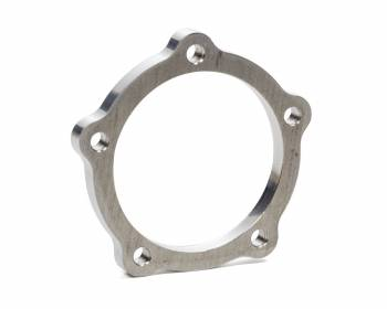 "Triple X Race Components - Triple X Brake Rotor Spacer - Mini Sprint - 0.250"" Thick - Front - Drivers Side - Aluminum - Keizer Hubs"