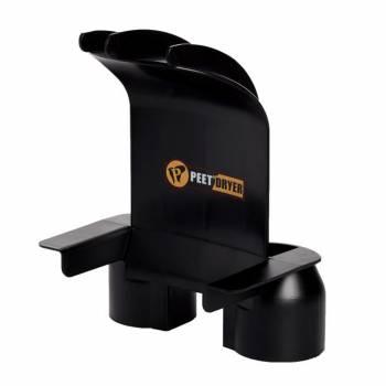 PEET Dryer - PEET DryPort Equipment Dryer Attachment - Helmet - Black - PEET Equipment Dryer