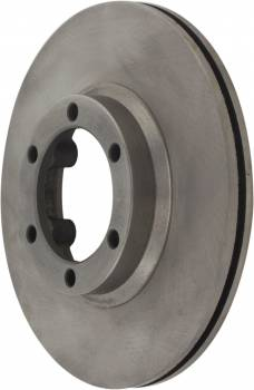 Centric Parts - Centric C-Tek Brake Rotor - 255 mm OD - 20 mm Thick - 6 x 108 mm Bolt Pattern - Iron - Natural