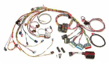 Painless Performance Products - Painless EFI Wiring Harness - Extra Length - Vortec 1996-99 - 4L60E/4L80E - Small Block Chevy