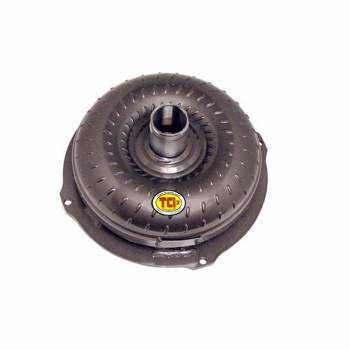 "TCI Automotive - TCI Automotive StreetFighter Torque Converter - 10"" Diameter - 3000 RPM Stall - Lock Up - 4L80E"