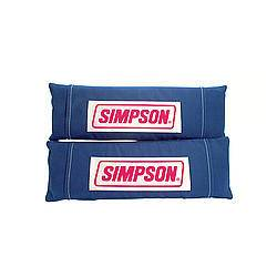 Simpson Performance Products - Simpson Nomex Harness Pad - Blue