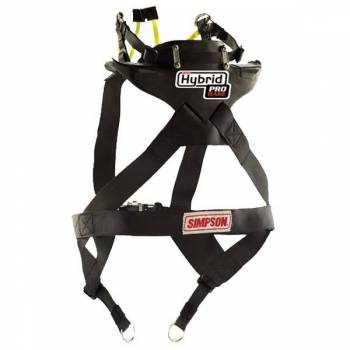 Simpson Performance Products - Simpson Hybrid ProLite - Large - Sliding Tether w/ SAS - Post Clip Tethers - Post Anchors