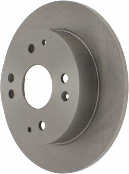 Centric Parts - Centric C-Tek Brake Rotor - 260 mm OD - 10 mm Thick - 4 x 114.3 mm - Iron - Honda Accord 1991-97