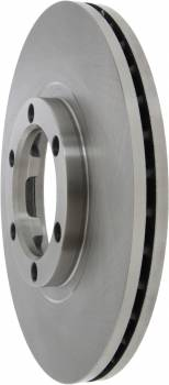 Centric Parts - Centric C-Tek Brake Rotor - 257.5 mm OD - 22 mm Thick - 6 x 108 mm Bolt Pattern - Iron - Natural - Amigo/Pickup/Trooper 1986-91