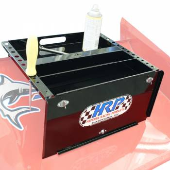 Hepfner Racing Products - Hepfner Racing Products Nose Wing Tray Black
