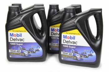 Mobil 1 - Mobil 1 15W40 Diesel Oil Case 4x1 Gallon