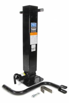 Reese Hitches - Reese Hitches Pro Series Weld-On Jack Square Tube 12000 lbs.