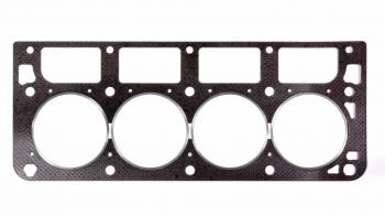 "SCE Gaskets - SCE Cylinder Head Gasket - Vulcan Cut Ring - 4.056"" Bore - 0.059"" - Composite - GM LS-Series (Pair)"