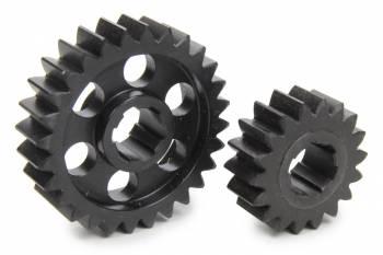 SCS Gears - SCS Quick Change Gear Set - 6 Spline - Set 613 - 4.11 Ratio 2.64 / 6.39 - 4.33 Ratio 2.78 / 6.74
