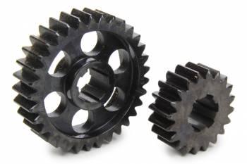 SCS Gears - SCS Quick Change Gear Set - 6 Spline - Set 617 - 4.11 Ratio 2.49 / 6.78 - 4.33 Ratio 2.62 / 7.14