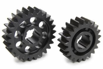 SCS Gears - SCS Quick Change Gear Set - 6 Spline - Set 65 - 4.11 Ratio 3.32 / 5.09 - 4.33 Ratio 3.50 / 5.36