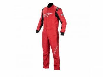 Alpinestars - Alpinestars GP Race Suit v1 - Red/Black - Size 52