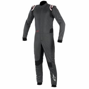 Alpinestars - Alpinestars  Supertech Suit - Anthracite/Black/Red - Size 50