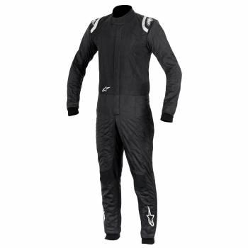 Alpinestars - Alpinestars  Supertech Suit - Black/Silver/White - Size 50