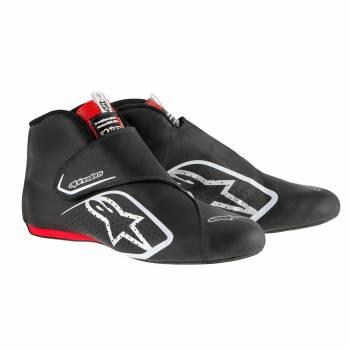 Alpinestars - Alpinestars Supermono Shoes - Black/Red - Size 7.5