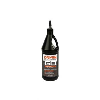 Driven Racing Oil - Driven GO 80W-90 Conventional GL-4 Gear Oil - 1 Quart Bottle