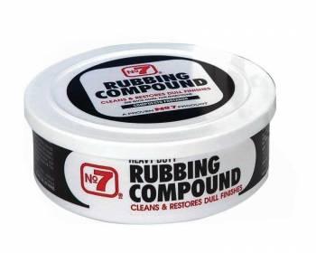 No. 7 - Cyclo No.7 Rubbing Compound - 10 oz.