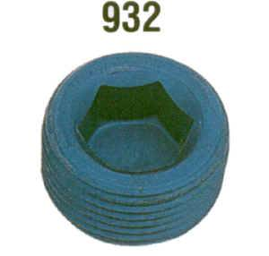 "XRP - XRP 1/16"" Allen Socket Plug - 1/2"" NPT"