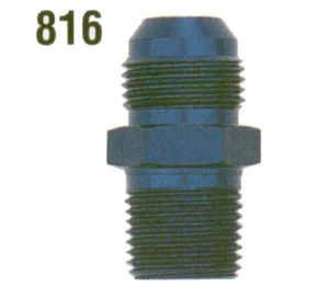"XRP - XRP -12 AN Male to 1/2"" NPT Adapter"
