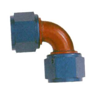 XRP - XRP 90° -06 AN Female to Female Swivel Coupling