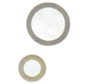"XRP - XRP Aluminum -10 Crush Washers - 7/8"" I.D. - 5 Pack"