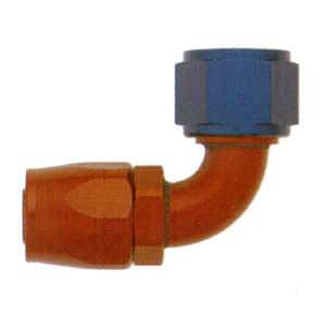 XRP - XRP Non-Swivel 90° Hose End -06 AN