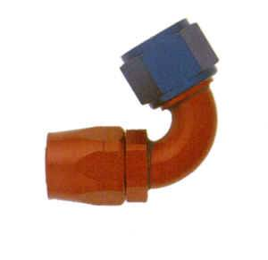 XRP - XRP Non-Swivel 120° Hose End -04 AN