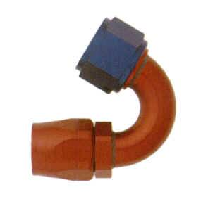 XRP - XRP Non-Swivel 150° Hose End -06 AN