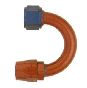 XRP - XRP Non-Swivel 180° Hose End -06 AN
