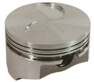 """Wiseco - Wiseco Flat Top Piston Set - Ford 2300cc 4 Cylinder - 3.810"""" Bore Size, 3.126"""" Stroke, 5.700"""" Rod Length"""