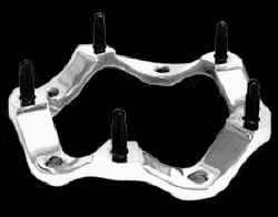 """Wilwood Engineering - Wilwood Wide 5 Wheel Spacers - 2"""" - Coarse Studs"""