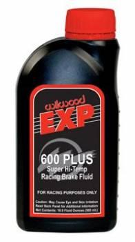 Wilwood Engineering - Wilwood EXP 600 Plus Brake Fluid - 12 oz.