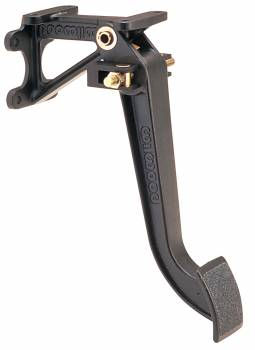 Wilwood Engineering - Wilwood Swing Mount Brake Pedal Assembly (7:1 Ratio) w/ Balance Bar