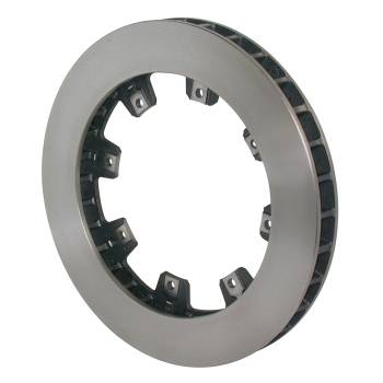 "Wilwood Engineering - Wilwood Ultralight 30 Vane Rotor - 10 Bolt - .810"" Width - 11.75 Diameter x 6.81"" Bolt Circle - .325"" Hole - 9.5 lbs."