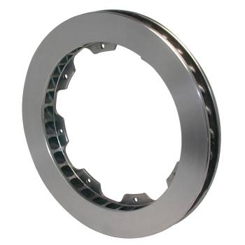 "Wilwood Engineering - Wilwood Ultralight 32 Curved Vane Rotor - LH - 8 Bolt - 1.25"" Width - 12.19"" Diameter x 7.62"" Bolt Circle - 5/16""-24 Hole - 9.8 lbs."