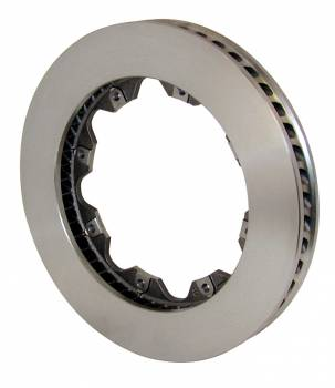 "Wilwood Engineering - Wilwood HD 48 Curved Vane Rotor - RH - 1.25"" Width - 12.19"" Diameter - 8 x 7.62"" Bolt Circle - 5/16""-24 Hole - 11.6 lbs."