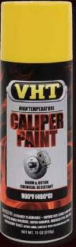 VHT - VHT Hi-Temp Brake Drum - Caliper & Rotor Paint - Yellow - 11 oz. Aerosol Can