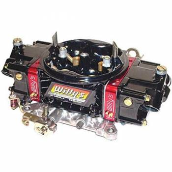 Willy's Carburetors - Willy's HP Carburetor - Gasoline - For 406-430 C.I.