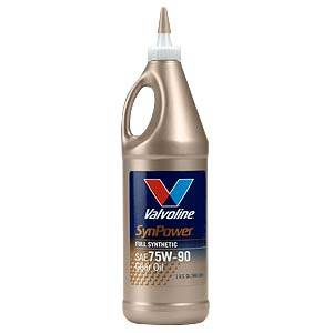 Valvoline - Valvoline® SynPower® Full Synthetic Gear Oil - SAE 75W-90 - 1 Quart